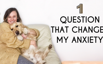 Overcoming Anxiety: The One Question That Changed My Life