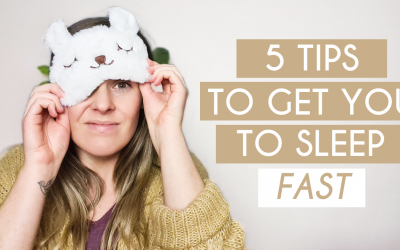 5 Unconventional Tips To Help You Fall Asleep