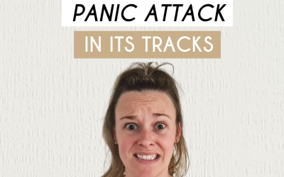 3 Techniques To Stop Your Panic Attack In Its Tracks